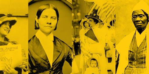 Suffrage Centennial Kickoff Celebration!