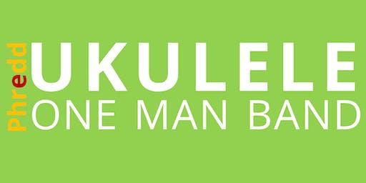 Phredd Ukulele One Man Band