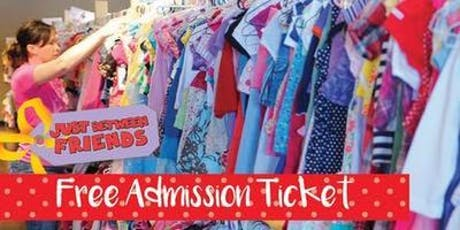 HUGE Kid's Consignment Sale | General Admission | Back to School 2019 Fall Sale tickets
