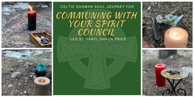 Soul Journey for Communing with Your Spirit Council