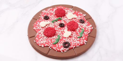 Van Otis Chocolates Children's Chocolate Pizza Making Class