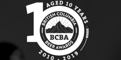 BC Beer Award Winners tickets