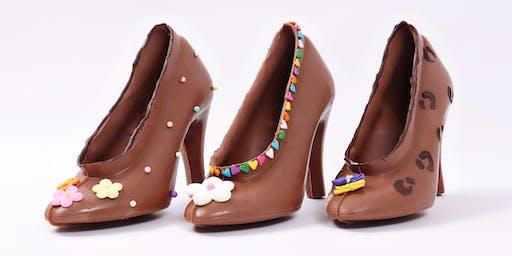 Van Otis Chocolates Chocolate High Heel Paint Night