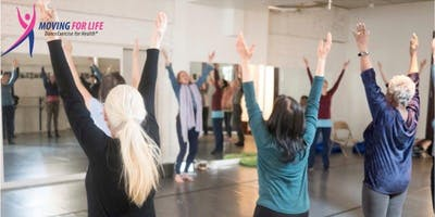 Gentle Dance Exercise for Initiative Women with Di