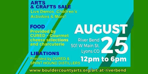 Call for Artists and Artisans: Art @ River Bend in Lyons