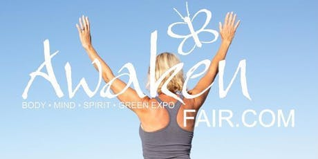 Awaken Wellness Fair NYC tickets