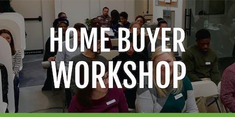 Free Home Buyer Workshop - Fun & Informative! (Refreshments Served) tickets