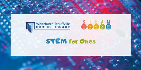 STEM for Ones (Ages 12-23 mos) tickets