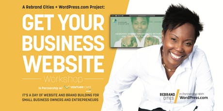 Get Your Business Website - Miami (Summer Session) tickets