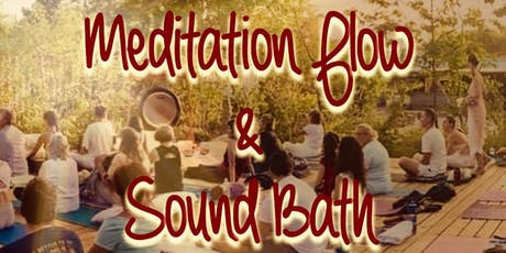 Anuttara Meditation Flow & Sound Bath tickets