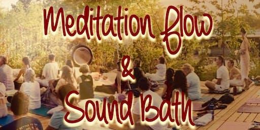 Anuttara Meditation Flow & Sound Bath