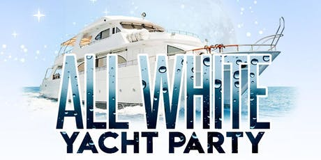All White Yacht Party 6/21 tickets