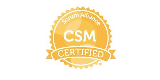 Certified ScrumMaster (CSM)