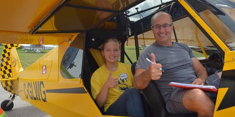 Free Introductory Flights for Kids!  8 to 17 years old! tickets