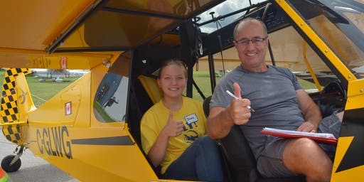 Free Introductory Flights for Kids!  8 to 17 years old!