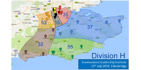 D91 Division H Toastmasters Leadership Institute tickets