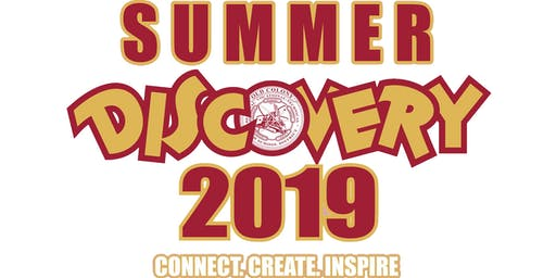 2019 Old Colony Summer Discovery Experience