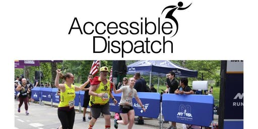 Accessible Dispatch Presents the 2019 Achilles Hope & Possibility Post Race Brunch