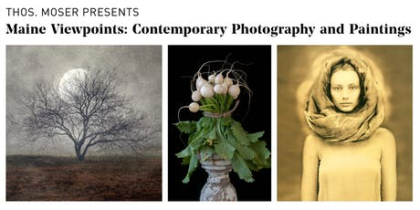 Thos. Moser Presents Maine Viewpoints: Contemporary Photography and Painting  tickets