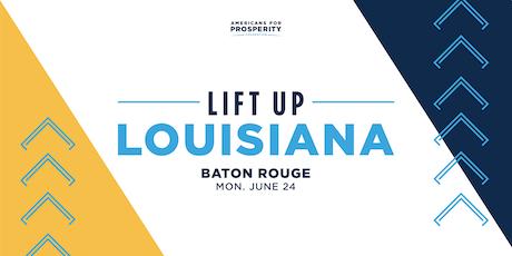 AFPF-LA: Baton Rouge Lift Up Louisiana Criminal Justice Reform Tour Stop tickets