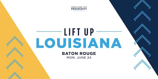AFPF-LA: Baton Rouge Lift Up Louisiana Criminal Justice Reform Tour Stop
