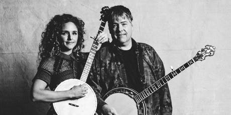 Bela Fleck & Abigail Washburn , Sue Foley, and more on Mountain Stage tickets