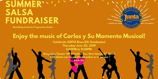 Summer Salsa Fundraiser