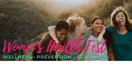Women's Health Fest tickets
