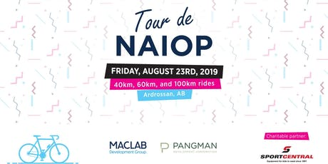 2019 Tour de NAIOP Presented by Maclab and Pangman tickets