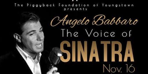 Sinatra Tribute Starring Angelo Babbaro