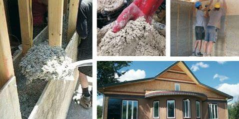 Essential Hempcrete Building Two-Day Workshop with Chris Magwood