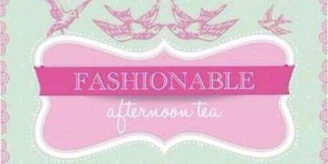 Fashion Show with  Fizzy  Afternoon Tea @ Morris Equestrian Centre, Fenwick tickets