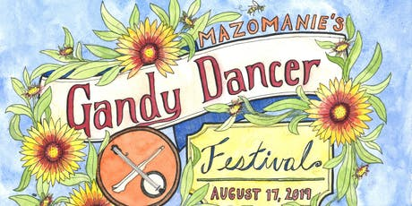Gandy Dancer Festival 2019 tickets