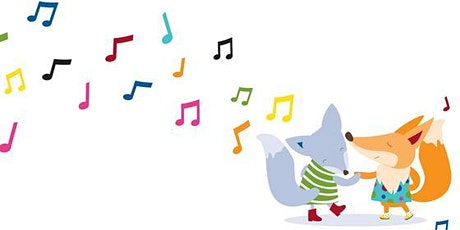 Moving & Grooving with Children's Literature: Music and Dance Integration  tickets