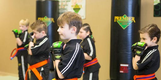 Premier Martial Arts Youth Video Shoot