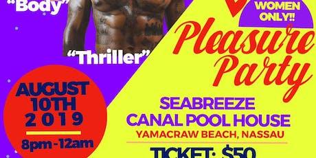 SLNF Pleasure Party  tickets