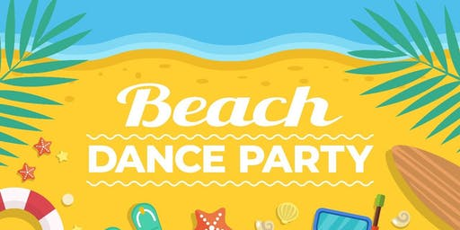 NORTHSIDE Seas the Day: Beach Dance Party and Craft (For All Ages)