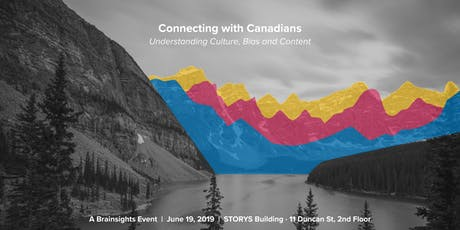 Brainsights Presents: Connecting with Canadians tickets