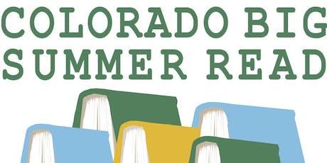 Colorado Big Summer Read: MIDDLE GRADE Event/Wishtree tickets