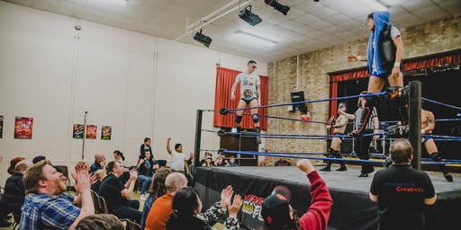 Live Wrestling in Dartford