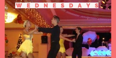 6wk Salsa Course @home with Lawrence James