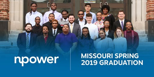 NPower Missouri Spring 2019 Graduation