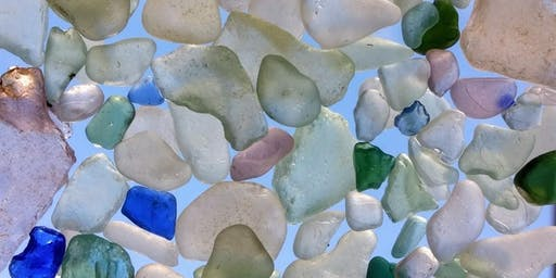 NORTHSIDE Seas the Day: Sea Glass Art (For Ages 5-7 ONLY)