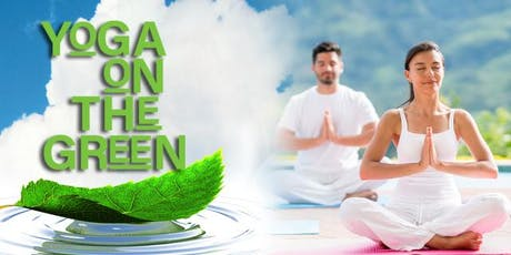 Yoga on the Green: A Day of Wellness  tickets