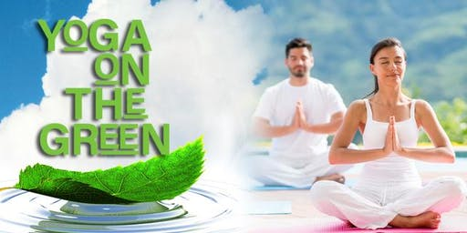 Yoga on the Green: A Day of Wellness