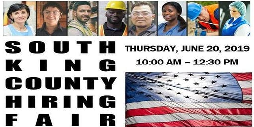 SOUTH KING COUNTY HIRING FAIR