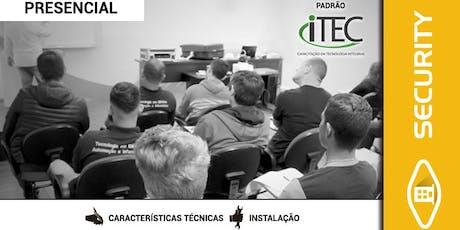 INTELBRAS - MÓDULO TÉCNICO - INICIANTES EM SISTEMAS DE CFTV  IP ingressos