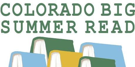 CO Big Summer Read: MIDDLE SCHOOL Event/Refugee - ALAN GRATZ & HELEN THORPE tickets