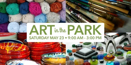 Art in the Park 2020 tickets