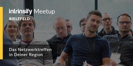 intrinsify.meetup Bielefeld Tickets